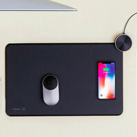 Коврик для мыши Xiaomi MIIIW Smart Mouse Pad Black (Черный)