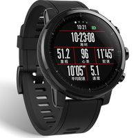 Умные часы Xiaomi Amazfit Stratos (Smart Sports Watch 2) Black